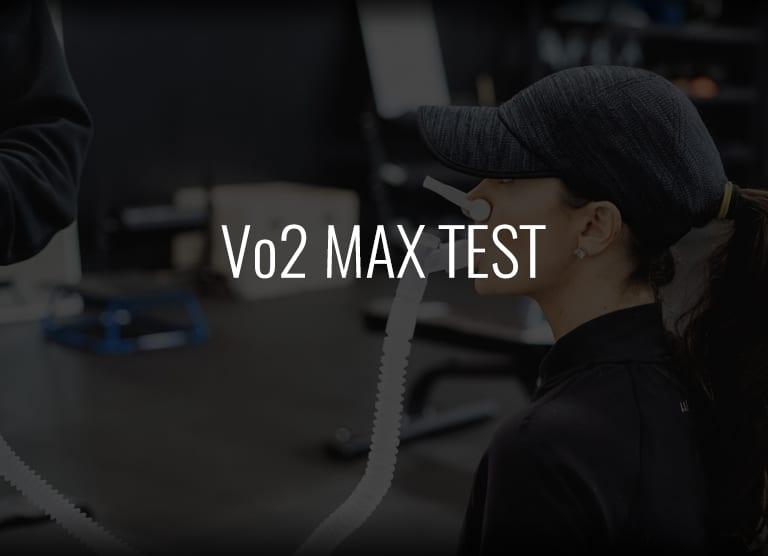 VO2MAX TEST